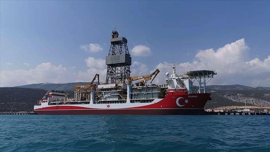 Kanuni sondaj gemisi, Karadeniz'de Fatih'le birlikte petrol ve doğal gaz arayacak