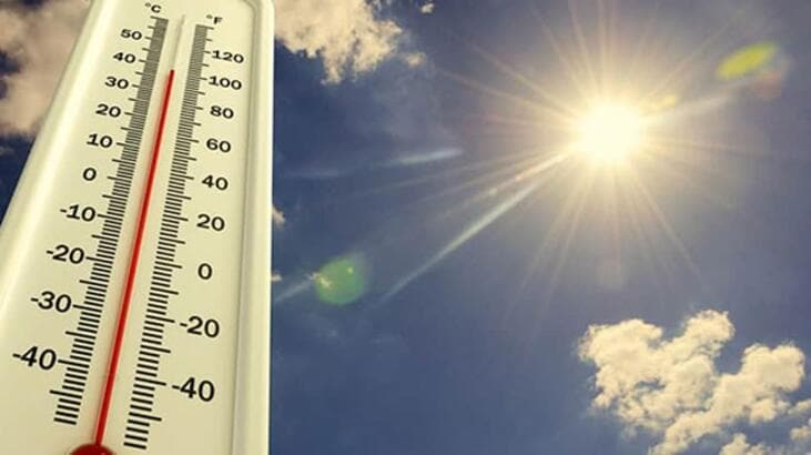 Meteoroloji'den uyarı: Sıcaklıklar artacak