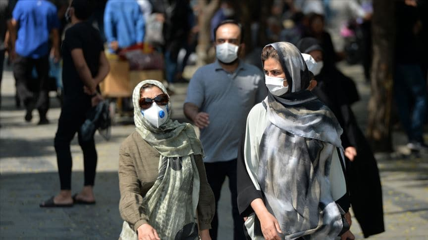 İran'da koronavirüsten ölenlerin sayısı 27 bine dayandı