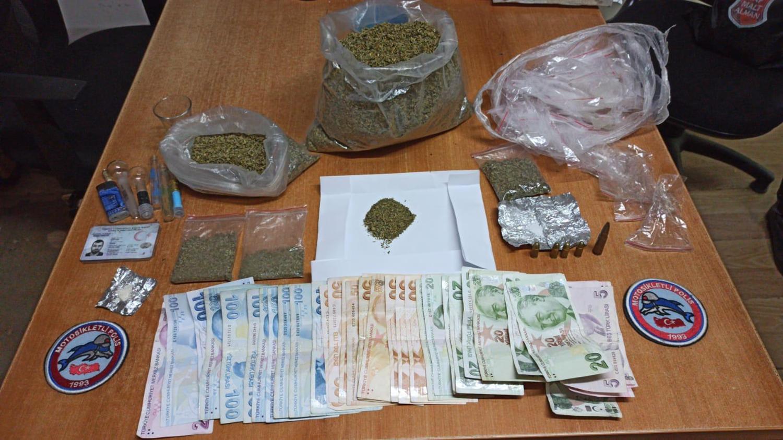 İstanbul'da narkotik operasyonu!