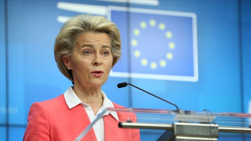AB Komisyon Başkanı Von der Leyen kendini karantinaya aldı