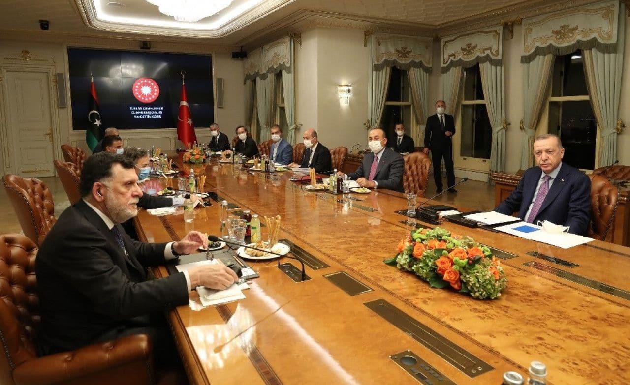 Başkan Erdoğan: Libyalıların refahı için her türlü desteği sürdürmeye hazırız