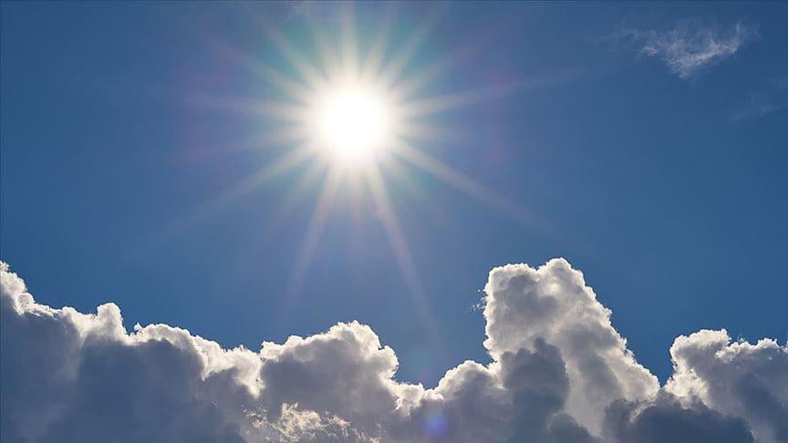 Meteroloji: 7 ilde sıcaklık mevsim normallerinin üzerine çıkacak
