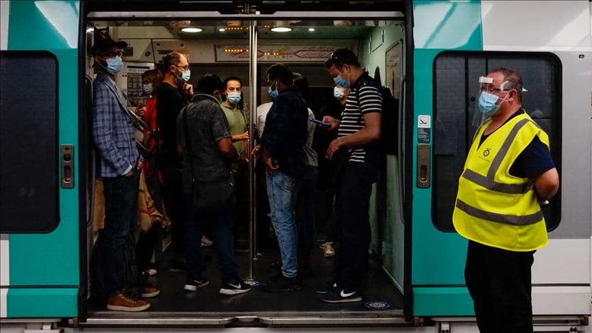 Paris'te koroanvirüs alarmı! İlave tedbirler alındı