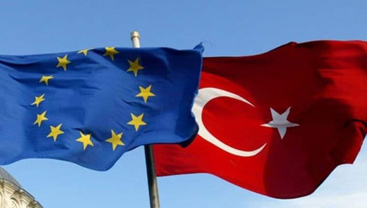 AB Komisyonu'nun 2020 Türkiye Raporu açıklandı