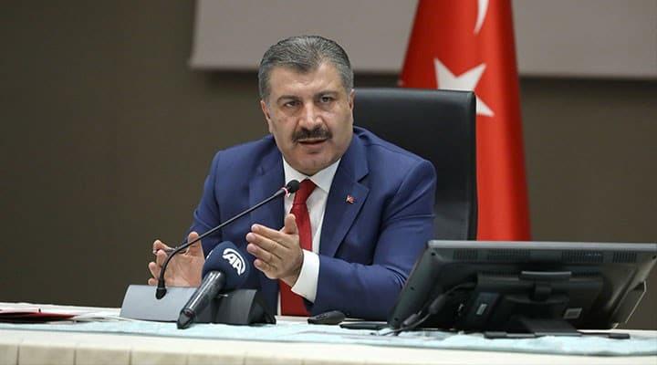 Bakan Koca: Türkiye, salgın sürecinde birçok ülkeye örnek oldu