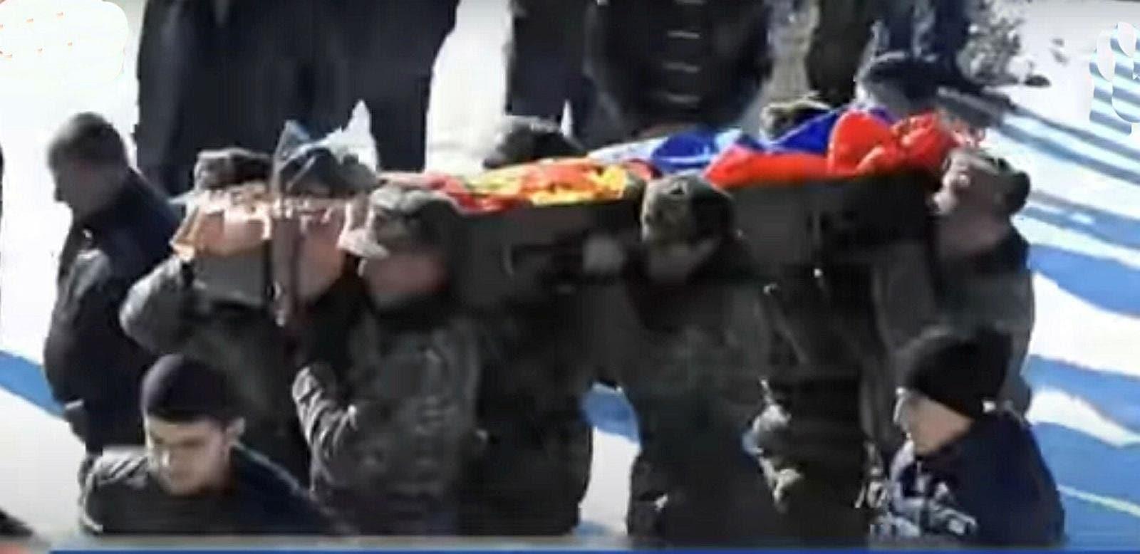 Ermenistan'da 20 PKK'lı terörist öldürüldü!