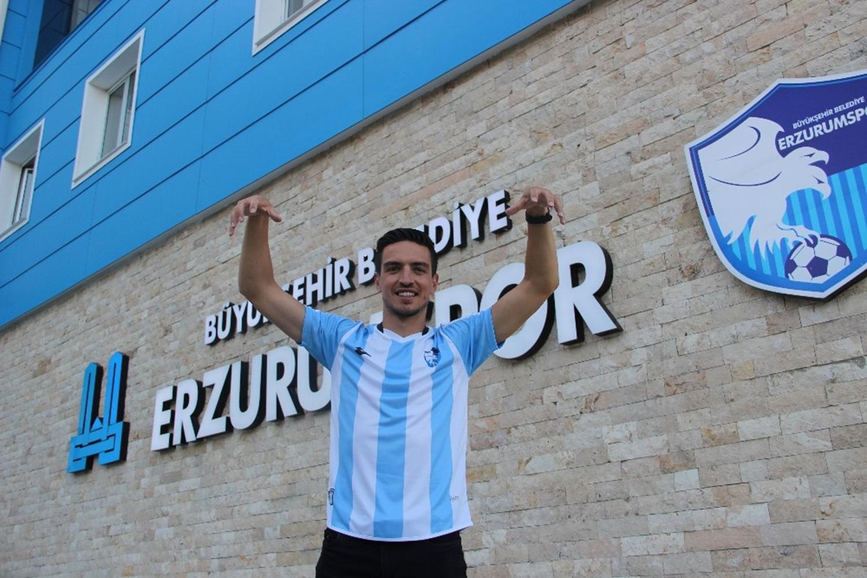 Leo Schwechlen yeniden Erzurumspor'da!