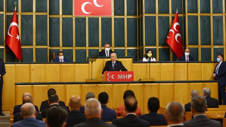 MHP lideri Bahçeli: Karabağ, Azerbaycan'ın hakkıdır helalidir