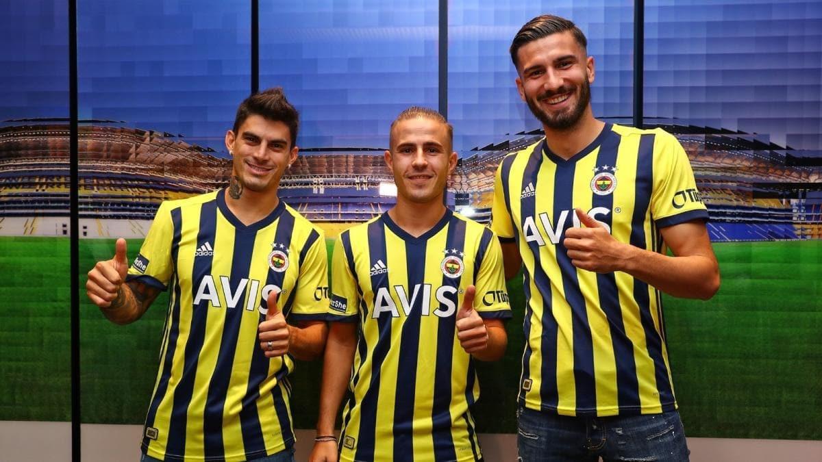 Transferin şampiyonu açık ara Fenerbahçe