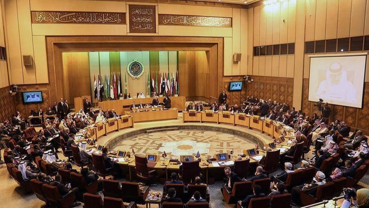 Arap aktivistler: Üye ülkelerin dönem başkanlığını reddetmeleri Arap Birliği'nin vefatıdır