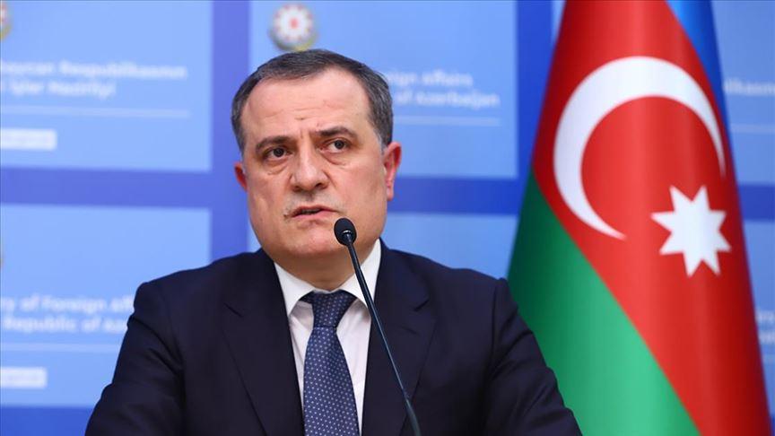 Azerbaycan Dışişleri Bakanı Bayramov, AGİT Minsk Grubu eş başkanları ile görüşecek
