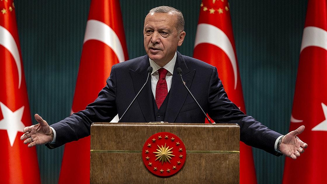 Başkan Erdoğan'dan Resmi Gazete mesajı