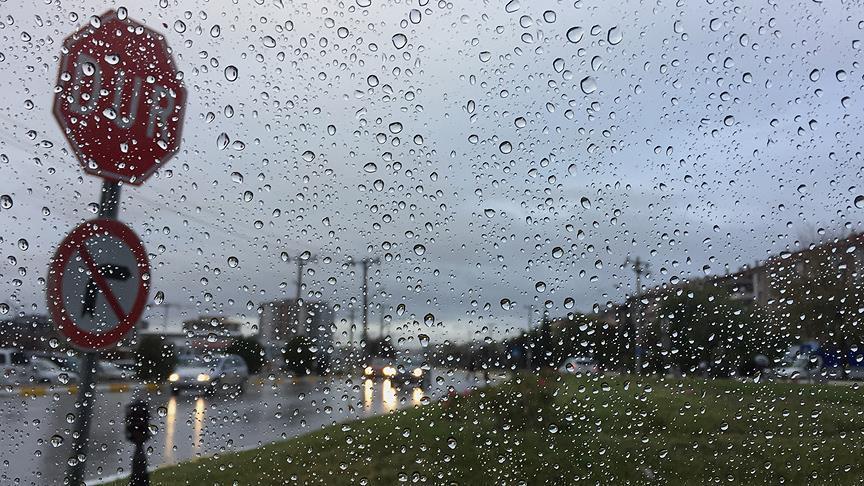 Meteorolojiden 5 kente gök gürültülü sağanak uyarısı