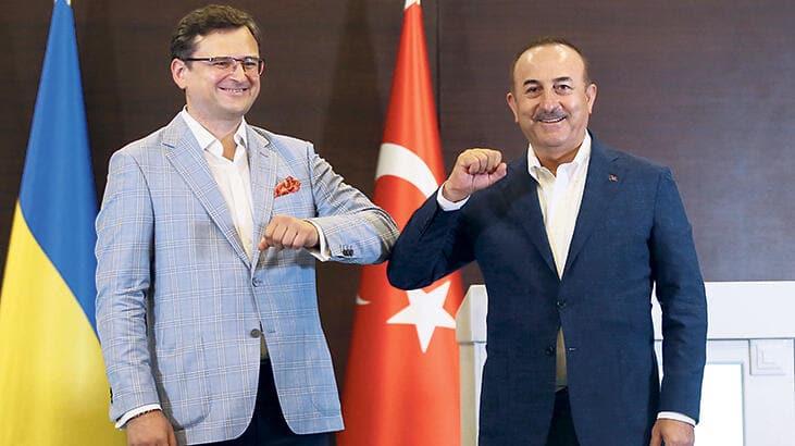 Ukrayna Dışişleri Bakanı Kuleba: Türkiye-Ukrayna ittifakı iki ülkeye ve bölgeye pek çok fayda getirebilir