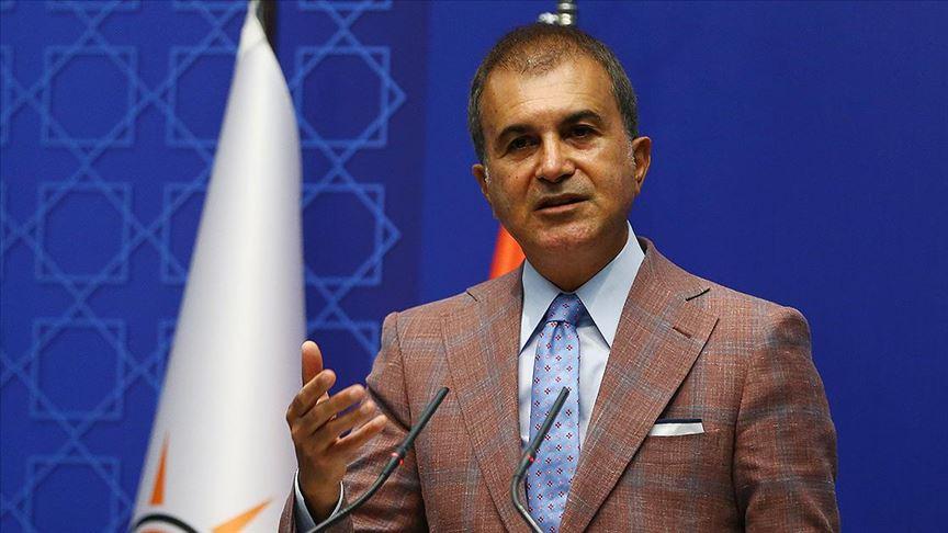 AK Parti Sözcüsü Çelik: Kılıçdaroğlu, Cumhurbaşkanımızı eleştirmek adına yalan siyaseti yapıyorlar