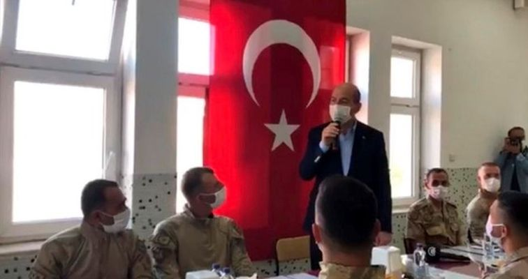 Bakan Soylu: Terör örgütüne 7 bin 400'ün üzerinde operasyon düzenleyeceğiz