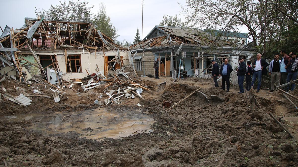 İşgalci Ermenistan'ın katlettiği sivil sayısı 31'e yükseldi