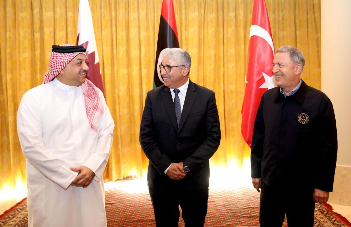 """""""Türkiye ile iş birliği bölgesel gücümüzü artırıyor"""""""