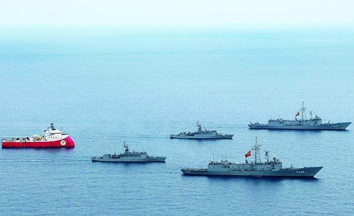 Yunan'ın provokasyonu elinde patladı! Türkiye'den yeni NAVTEX ilanı