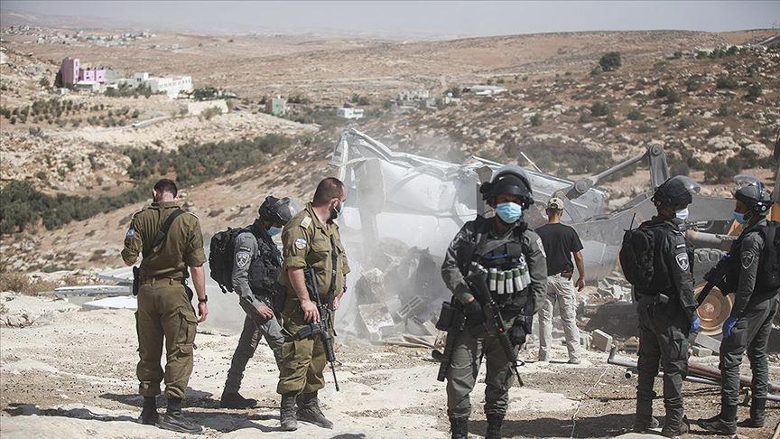 Filistin'den İsrail'in okul yıkımını durdurması için uluslararası topluma müdahale çağrısı