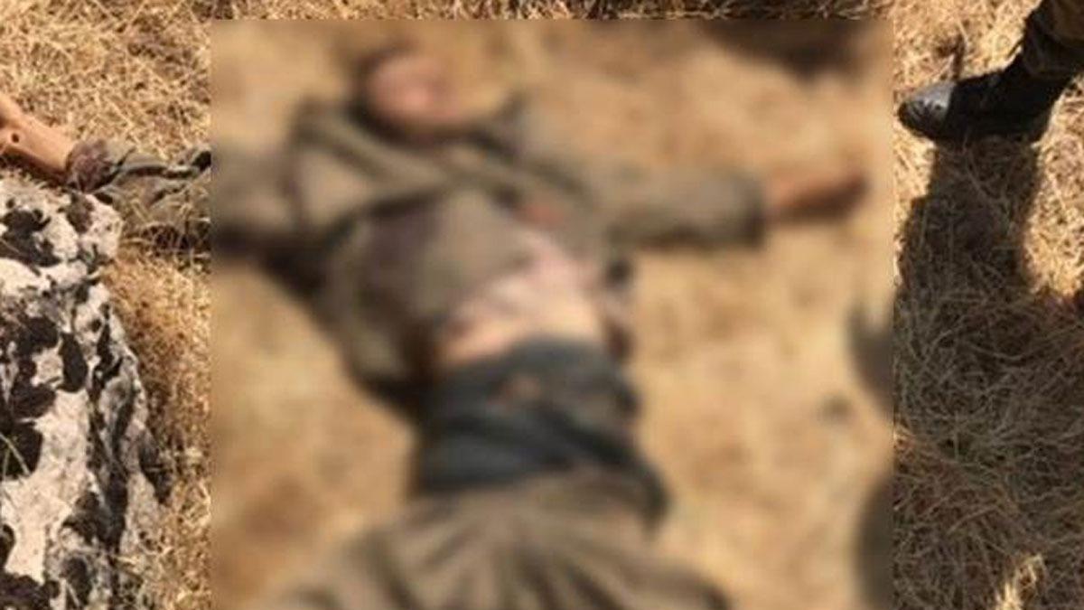 Şırnak'taki 5 işçinin katili PKK'lı terörist etkisiz hale getirildi
