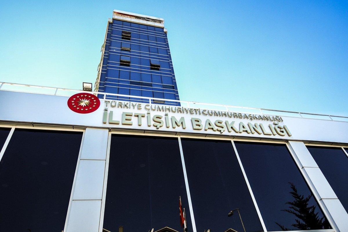 İletişim Başkanlığı: Barış Pınarı Harekâtı'nda 600 yerleşim yeri terörden temizlenmiştir