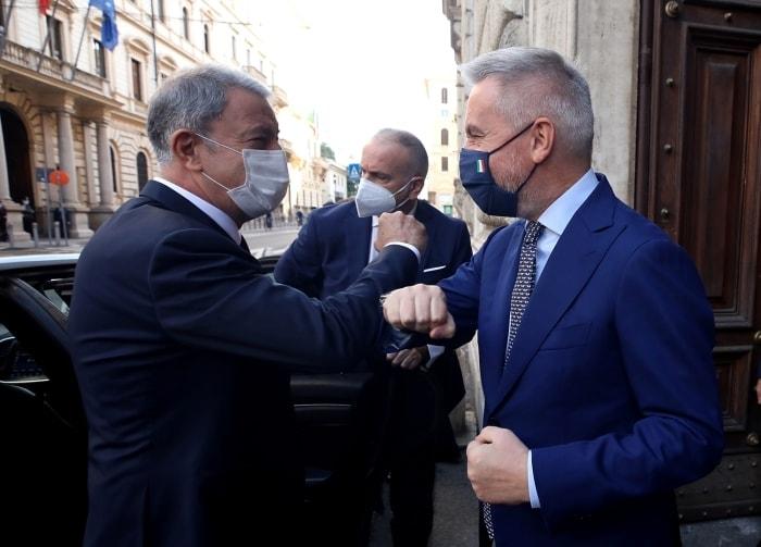 Türkiye-İtalya arasında önemli görüşme!