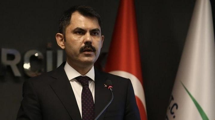 Bakan Kurum: Türkiye'yi küresel güç yapacağız
