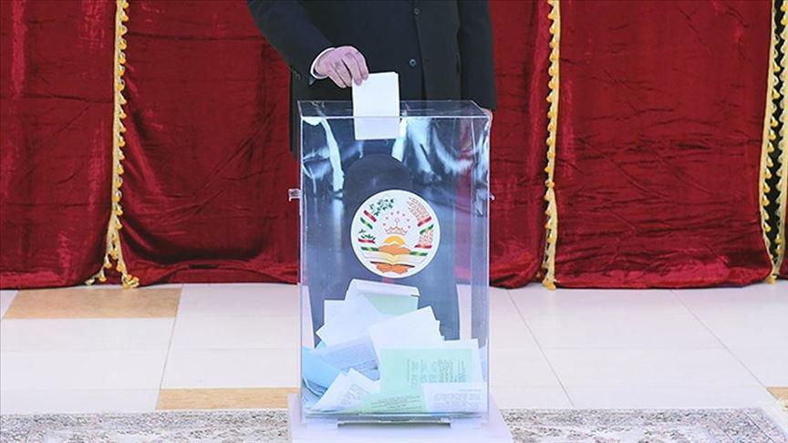 Tacikistan'da cumhurbaşkanı seçimi için sandık başına gidilecek