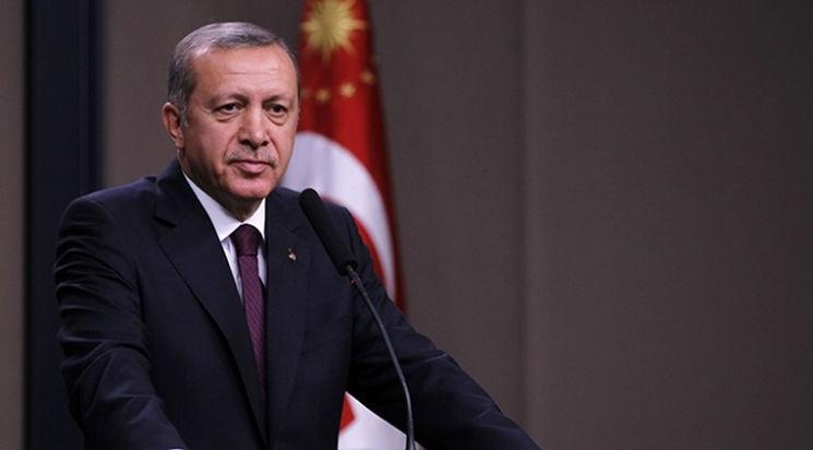 Başkan Erdoğan'dan Bulut için başsağlığı mesajı