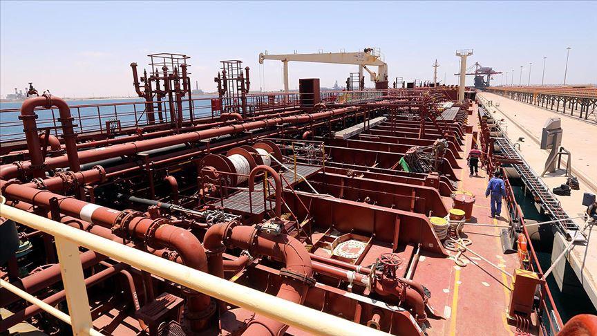 Libya'daki en büyük petrol sahası Şerara'da petrol pompalama işlemi başladı