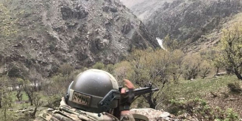 İçişleri Bakanlığı: Ağrı'da 6 terörist etkisiz hale getirildi