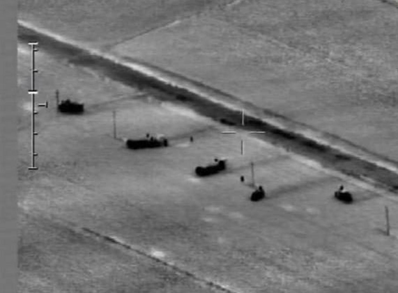 Sivilleri hedef alan Ermeni füzeleri imha edildi
