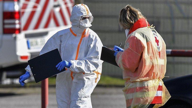 Koronavirüs Almanya'da da etkisini artırmayı sürdürüyor