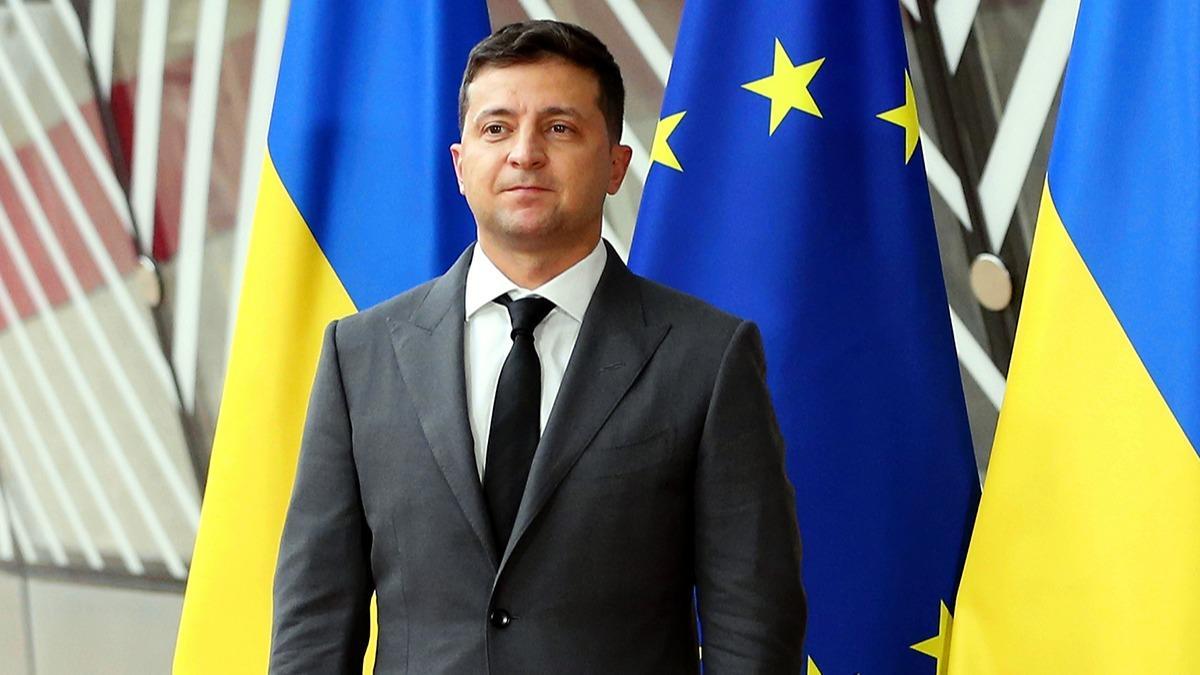 Ukrayna Devlet Başkanı Zelenskiy yarın Türkiye'ye geliyor