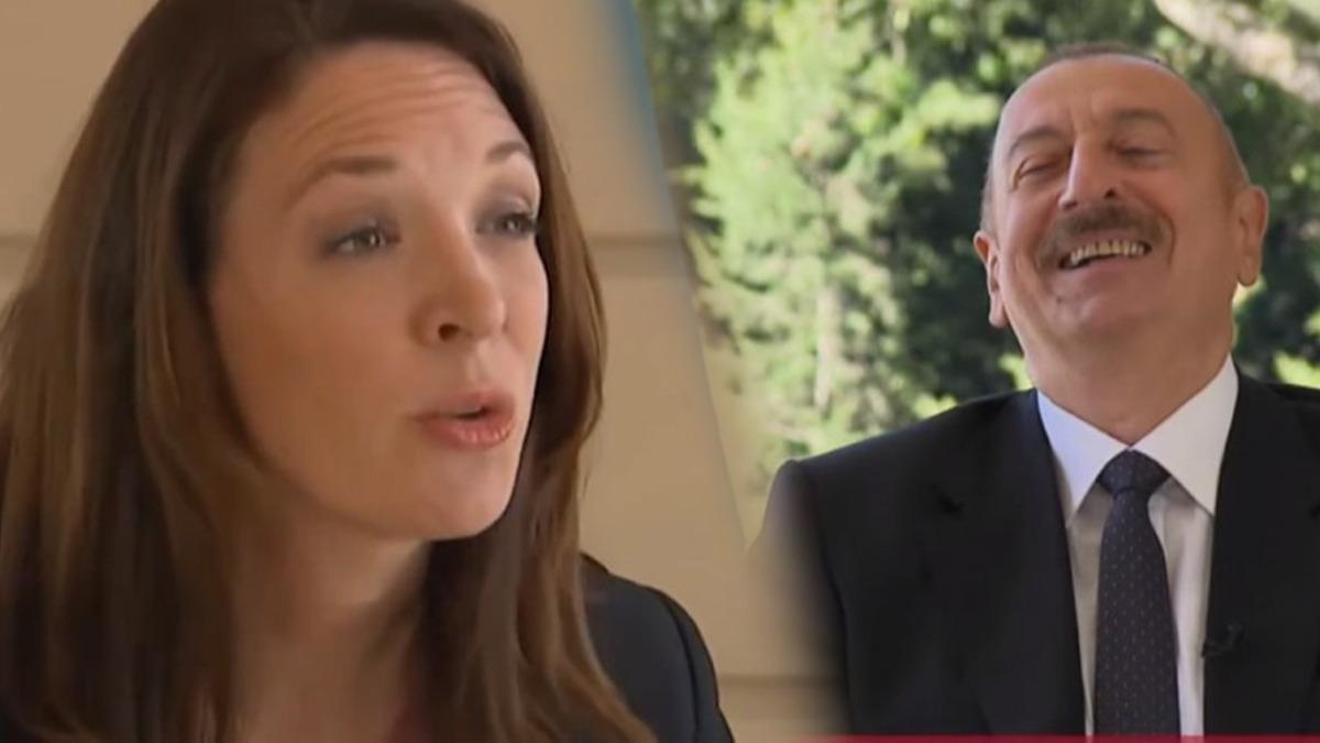 Aliyev, Fransız gazetecinin 'Kaç Türk İHA'nız var?' sorusuna böyle cevap verdi: Yeteri kadar