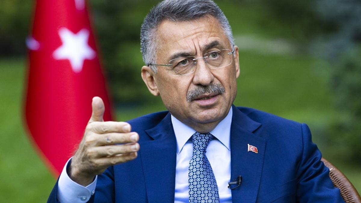 Cumhurbaşkanı Yardımcısı Oktay'dan Kılıçdaroğlu ve Özel'in sözlerine cevap!
