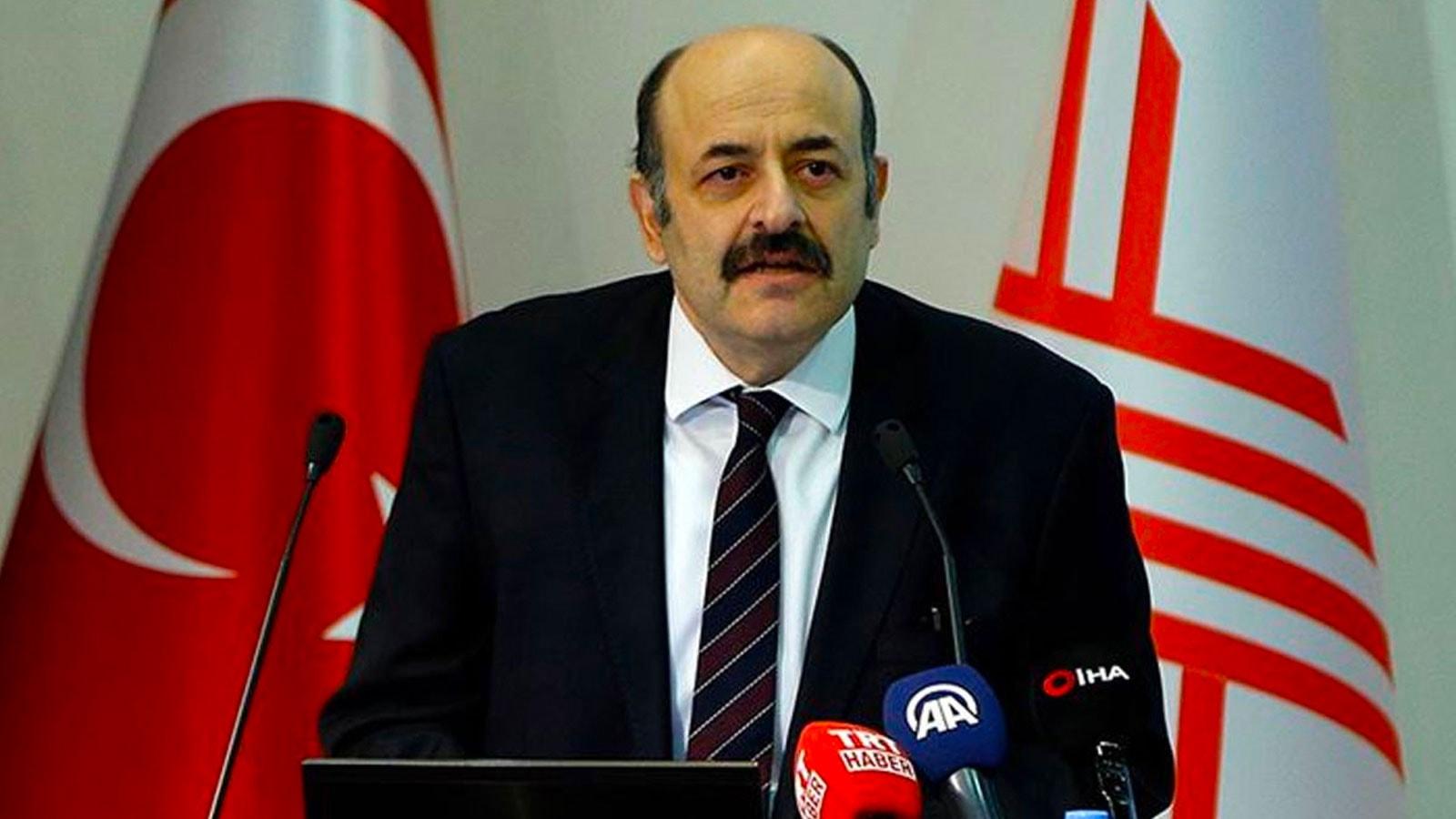 YÖK Başkanı Yekta Saraç kadın öğretim elemanı sayısını açıkladı!