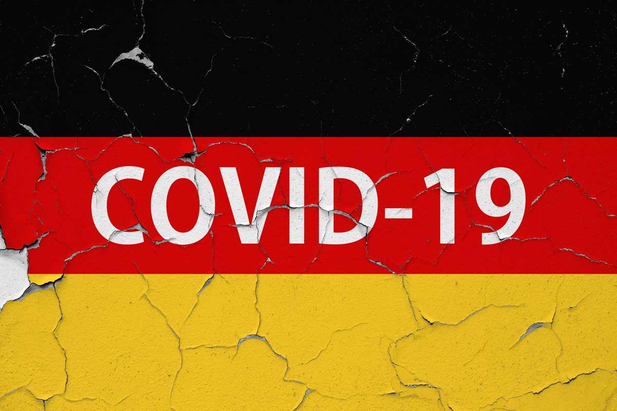 Almanya'da günlük koronavirüs vaka sayısında rekor