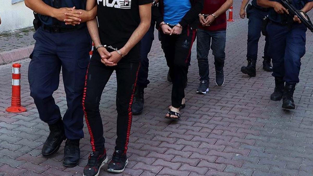 Zehir tacirlerine Eskişehir'de operasyon! 5 gözaltı...