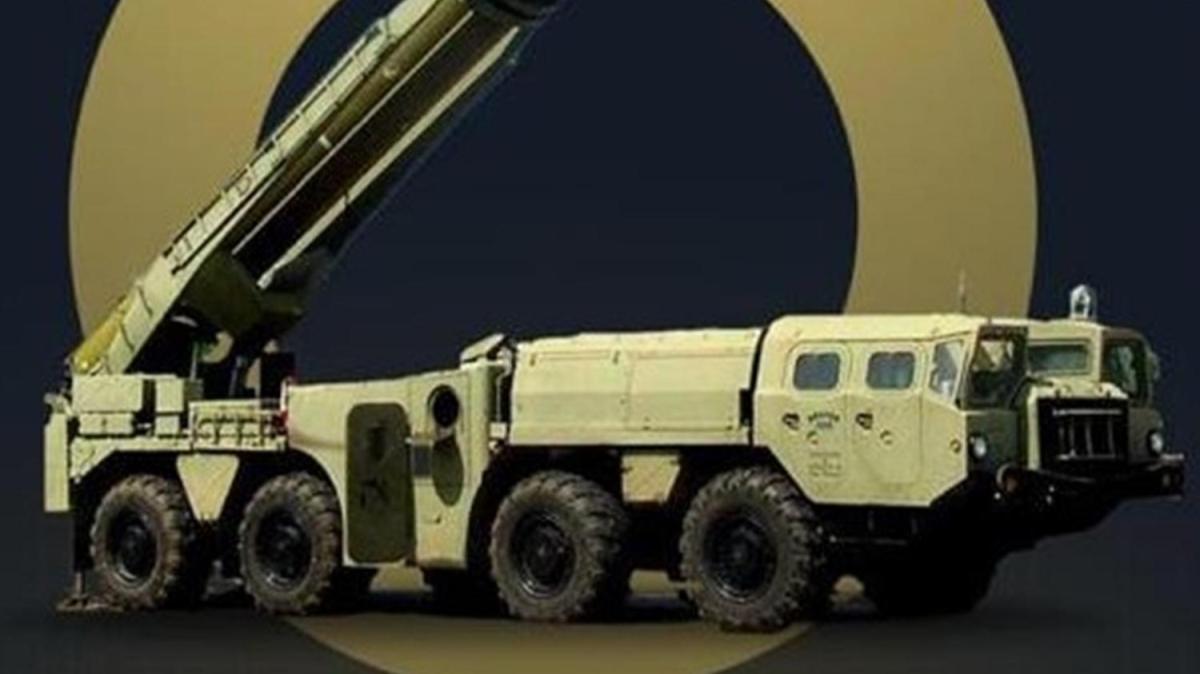 Haydut Ermenistan Gence'yi Rus yapımı SCUD füzesiyle vurmuş!