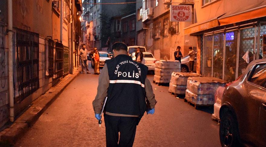 İstanbul Fatih'te silahlı saldırı: 1 ölü
