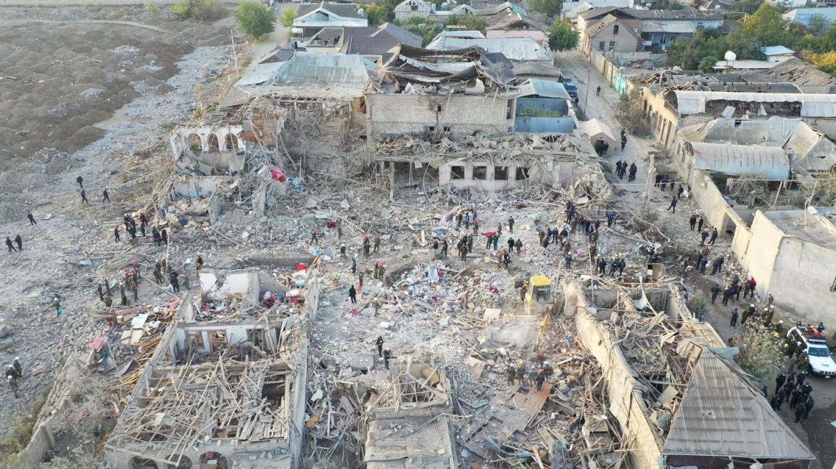 Kalleş Ermenistan'ın saldırısına MSB'den sert tepki: Kardeş cevabı cephede veriyor