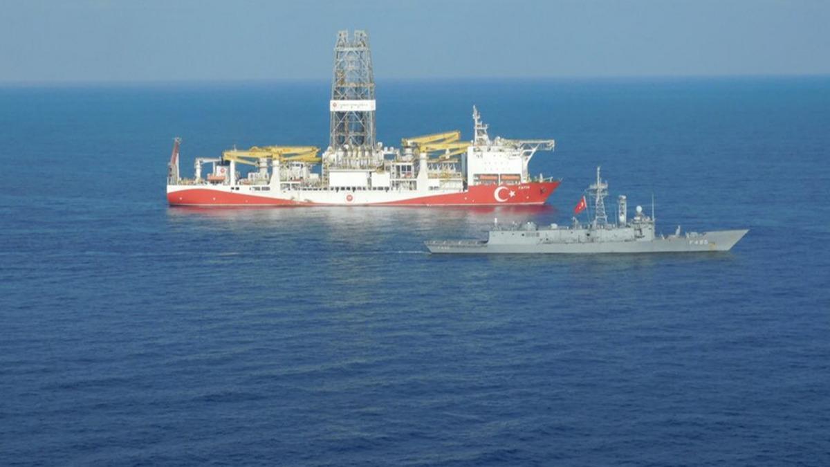 MSB'den Fatih sondaj gemisi paylaşımı: Milletimizin gözü aydın olsun