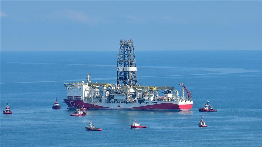 TPAO: Rezerv miktarı, eklenen 85 milyar metreküple toplam 405 milyar metreküp olarak saptanmıştır