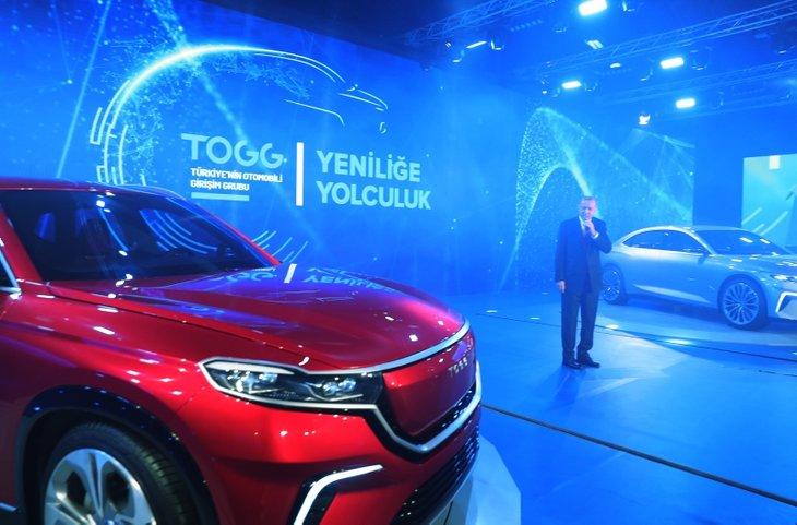 """Alman basınından TOGG'a övgü: Türkiye kendi """"Tesla'sını"""" üretti"""