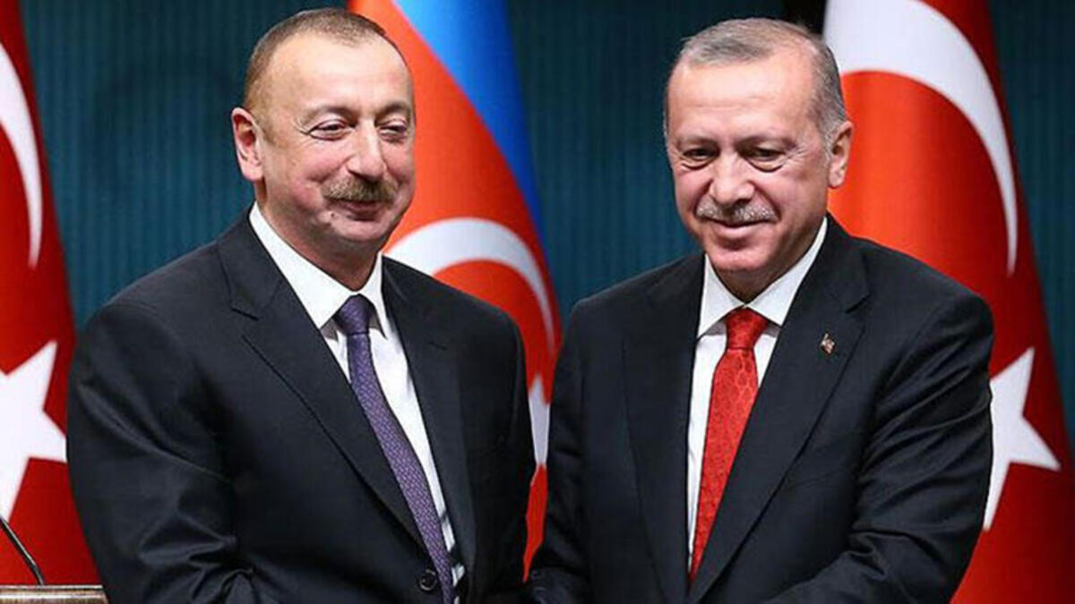 Başkan Erdoğan, Azerbaycan Bağımsızlık Günü'nü tebrik etti