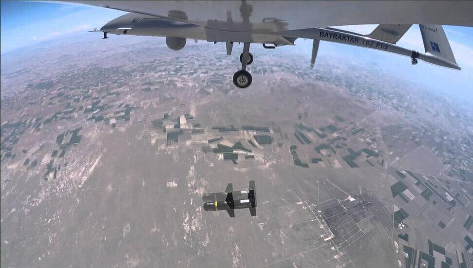 Milli SİHA'lara yeni mühimmatlar geliyor! TSK'ya savaş seyrini değiştirecek milli teknoloji