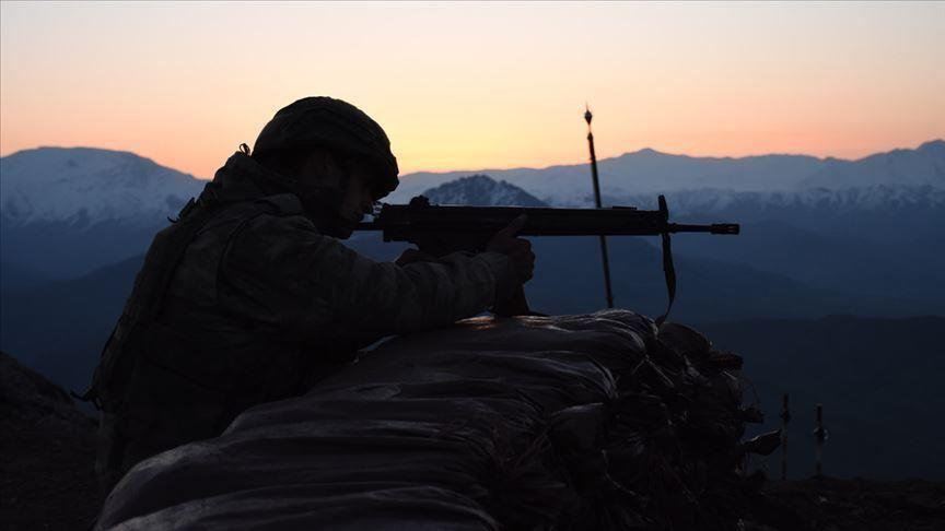 PKK'ya yıldırım darbesi!